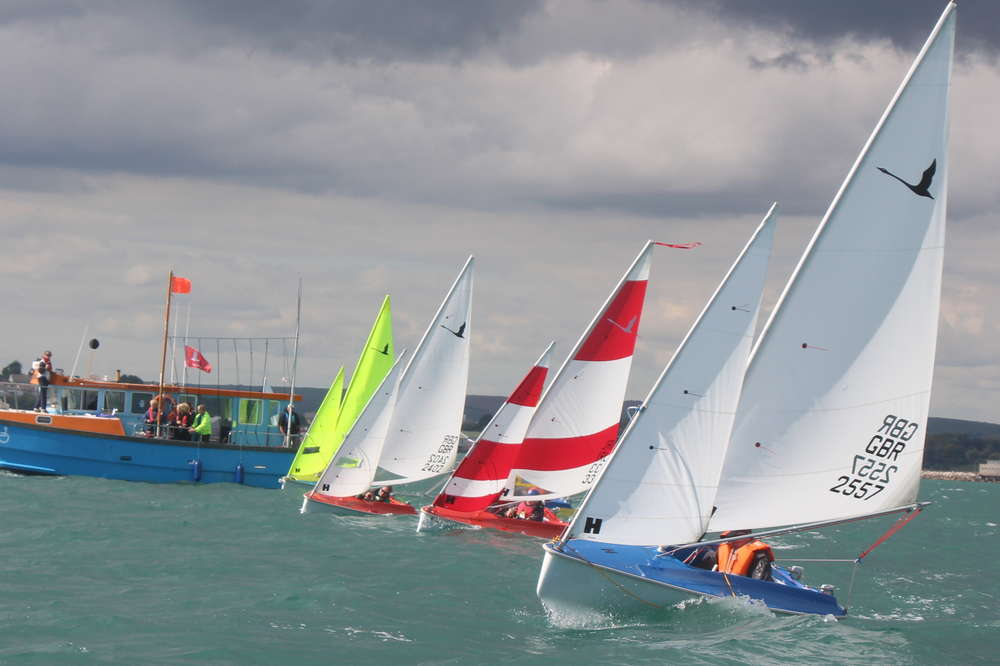 2015 Hansa Nationals Weymouth Results and Report