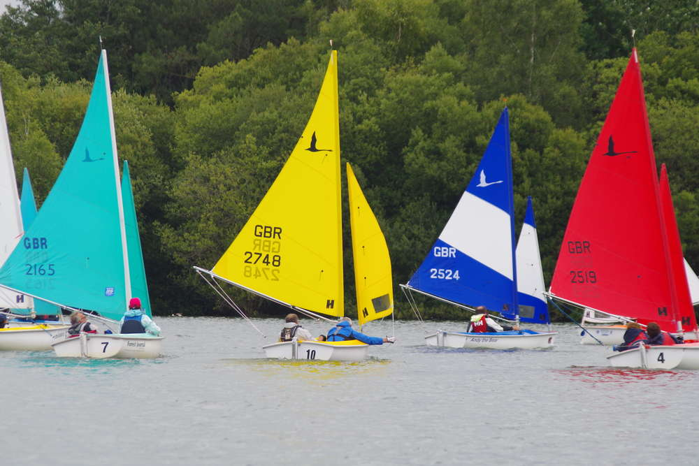 2017 Hansa UK National Champs - New Forest - Results and Report