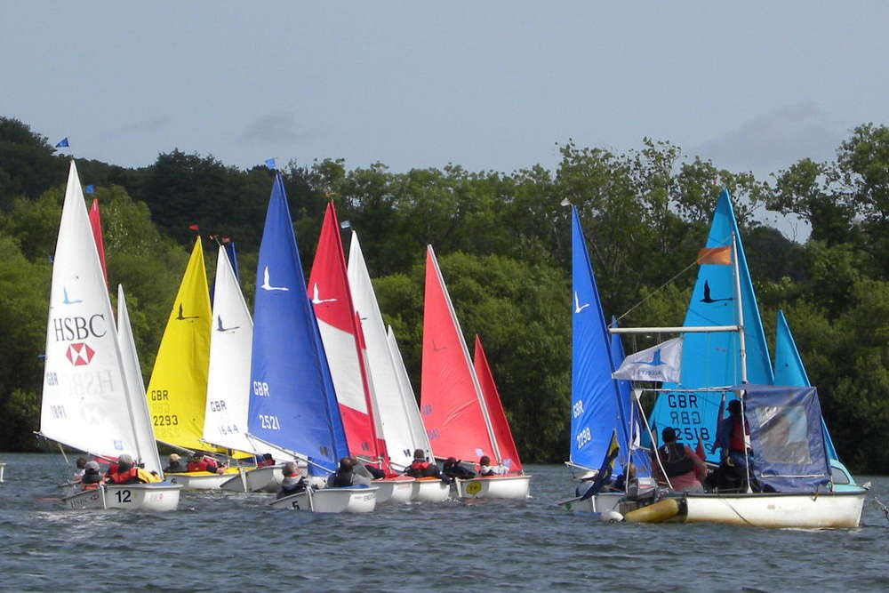 2017 UK Hansa Nationals-New Forest-NoR and Entry Docs now available