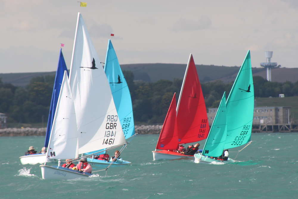Chesil Sailability - Weymouth - GP Series No1
