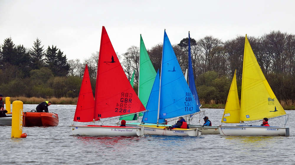 Clydemuirshiel Multiclass Regatta - 2018 Scottish TT Series No4 + 2018 Scottish TT Series Prize-giving