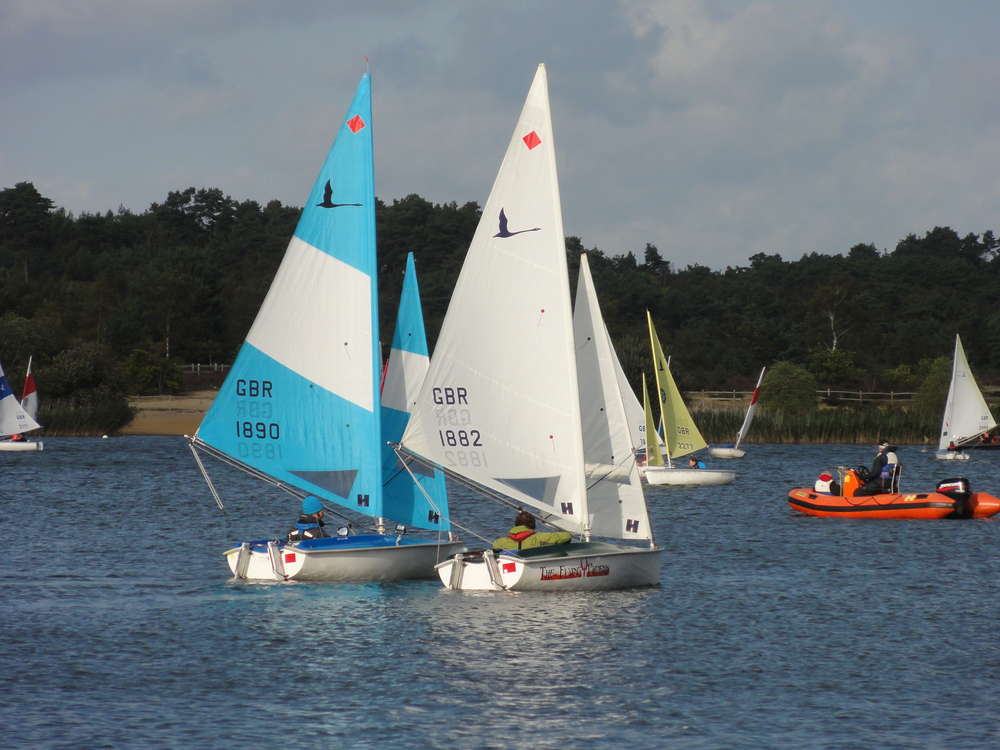 2014 Hansa Nationals Frensham Results and report