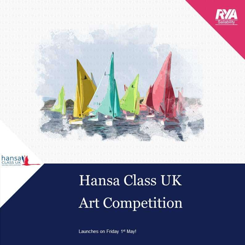 Hansa Class UK Art Competition NOW OPEN