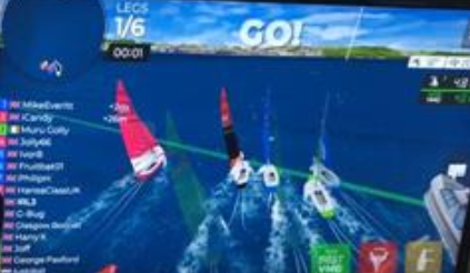 Hansa GUL VR Series-Event No5 + Series to date results