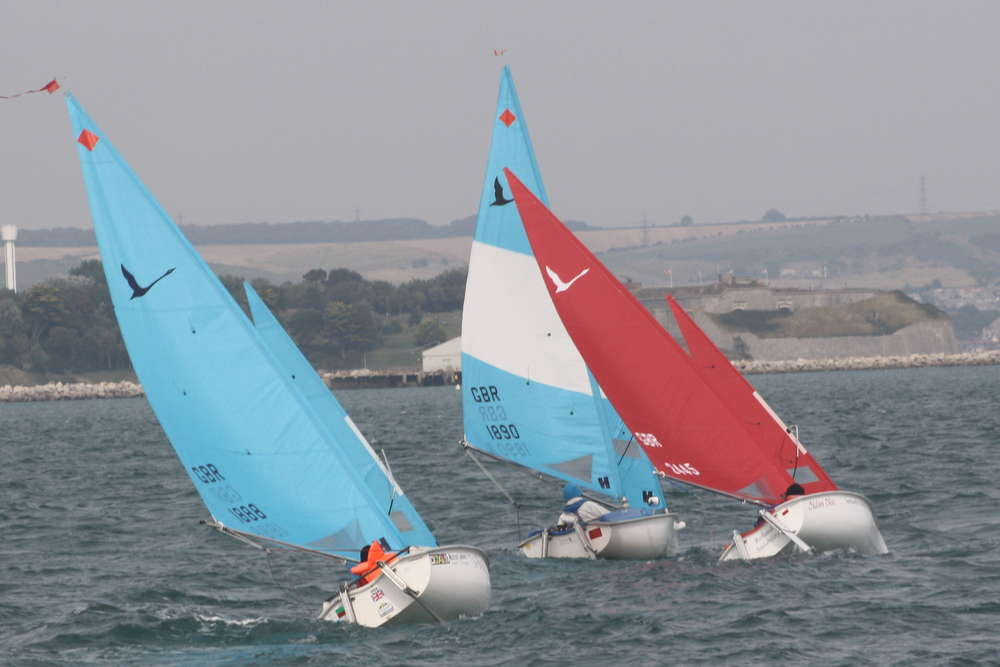 2014 Chesil Hansa GP Results and Report now available on this website.
