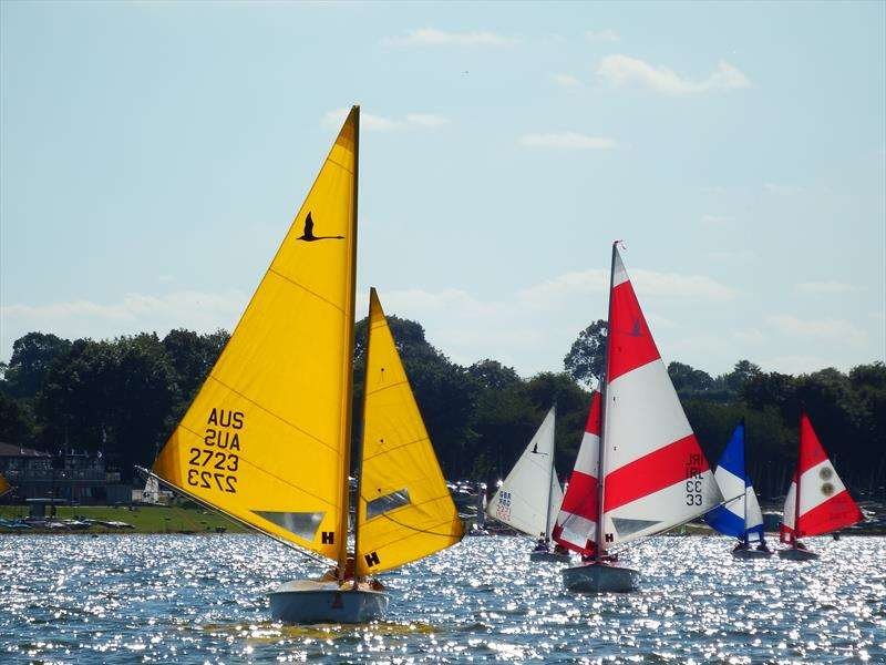 RYAS Multiclass-Hansa GP Results and Report now available